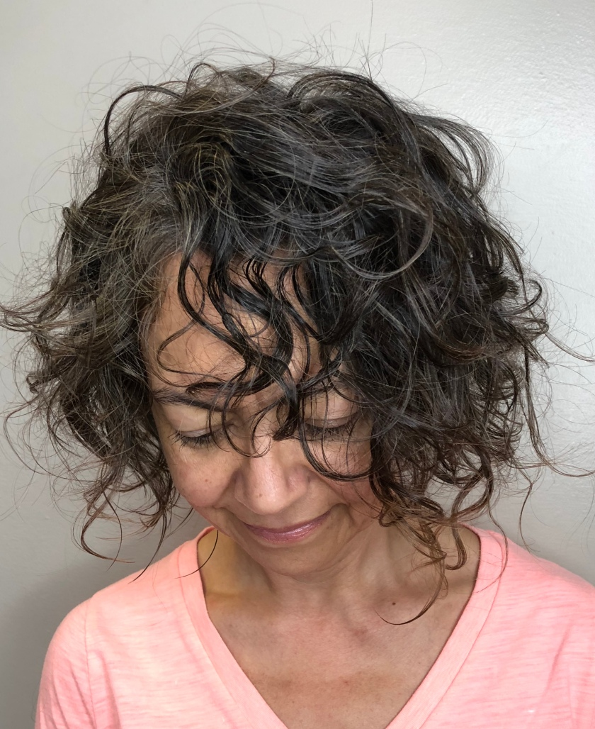 Salon Mix curls top 8.29.18