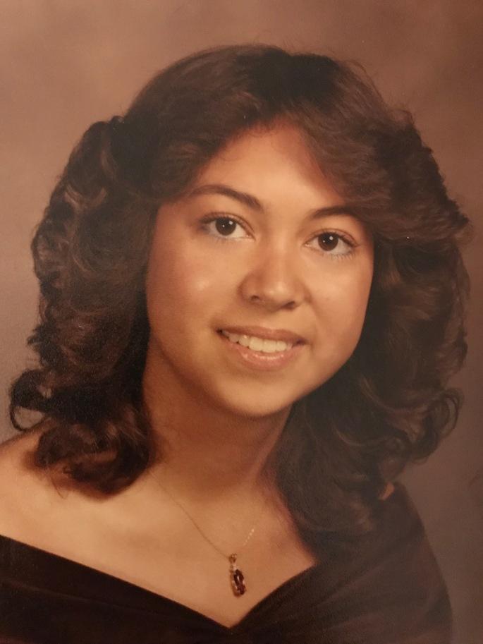 School pic Farrah senior